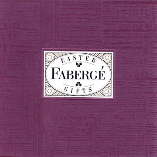 Faberge.