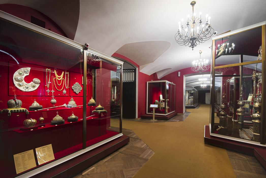 Hall 7. Ancient state regalia and ceremonial items of the 13th - 18th centuries